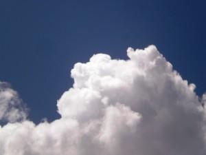 夏らしい積乱雲