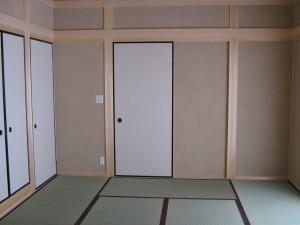 室内 和室